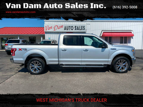 2017 Ford F-150 for sale at Van Dam Auto Sales Inc. in Holland MI