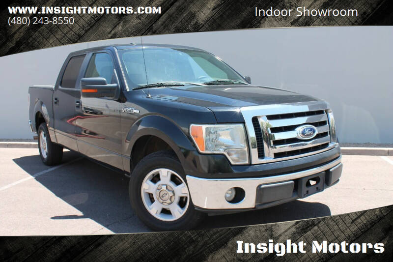 2009 Ford F-150 for sale at Insight Motors in Tempe AZ