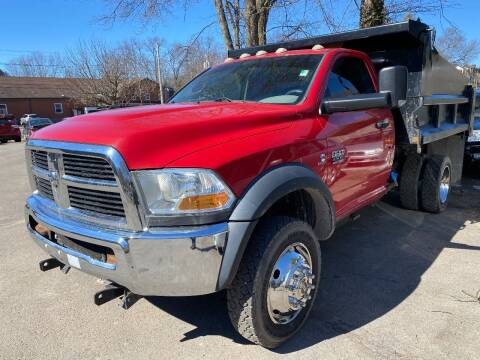 2011 Dodge Ram Chassis 4500 for sale at ALL Motor Cars LTD in Tillson NY
