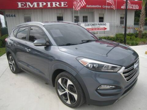 2016 Hyundai Tucson for sale at Empire Automotive Group Inc. in Orlando FL