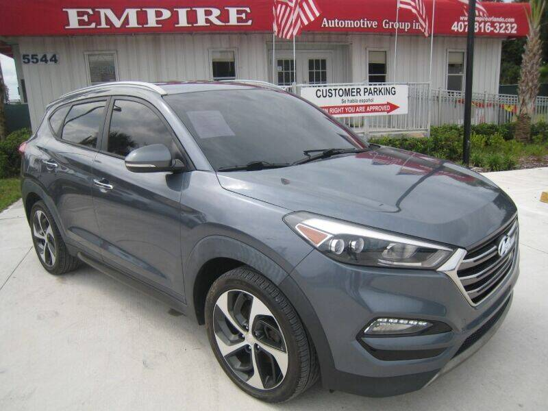 2016 Hyundai Tucson for sale at Empire Automotive Group Inc. in Orlando FL