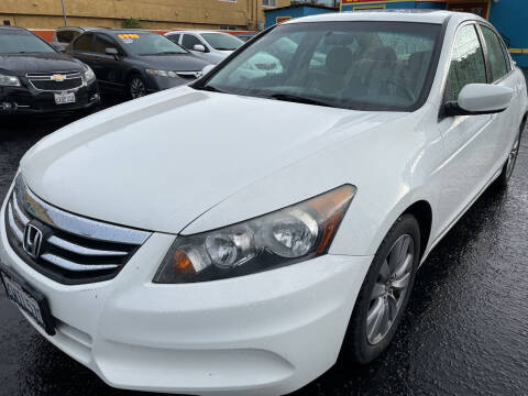 2012 Honda Accord for sale at CARZ in San Diego CA