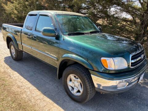 2001 Toyota Tundra for sale at Kansas Car Finder in Valley Falls KS