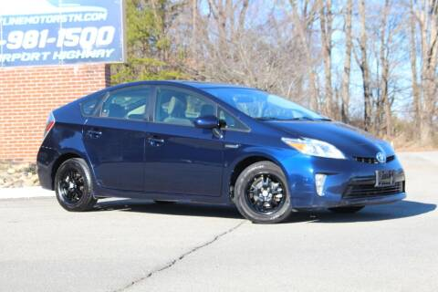 2015 Toyota Prius for sale at Skyline Motors in Louisville TN