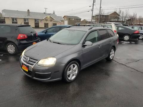 2009 Volkswagen Jetta for sale at Cool Cars LLC in Spokane WA