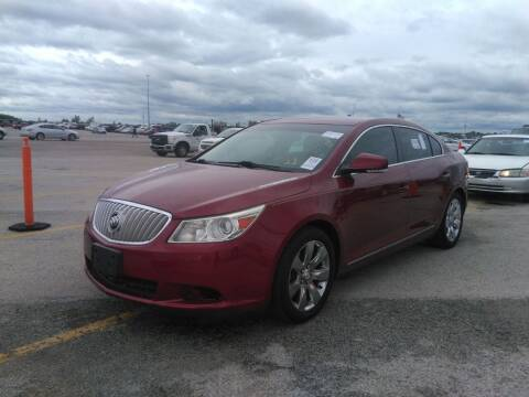 2010 Buick LaCrosse for sale at JDL Automotive and Detailing in Plymouth WI