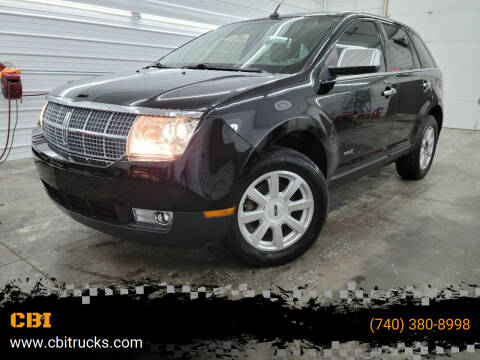 2007 Lincoln MKX for sale at CBI in Logan OH