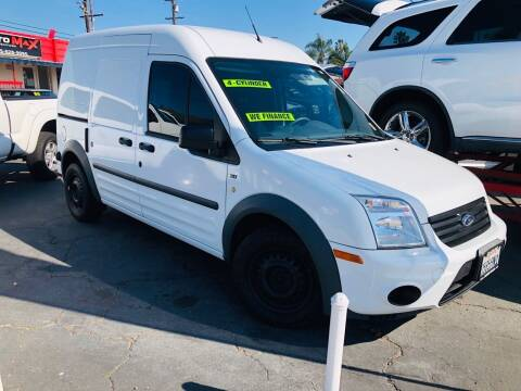 2013 Ford Transit Connect for sale at Auto Max of Ventura in Ventura CA