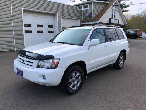 2005 Toyota Highlander for sale at Prime Auto LLC in Bethany CT