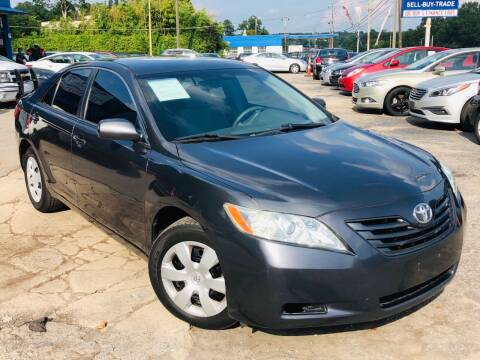 2008 Toyota Camry for sale at Capital Motors in Raleigh NC