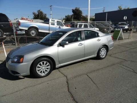 2011 Mitsubishi Galant for sale at Gridley Auto Wholesale in Gridley CA