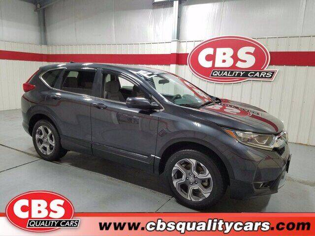 2018 Honda CR-V for sale at CBS Quality Cars in Durham NC