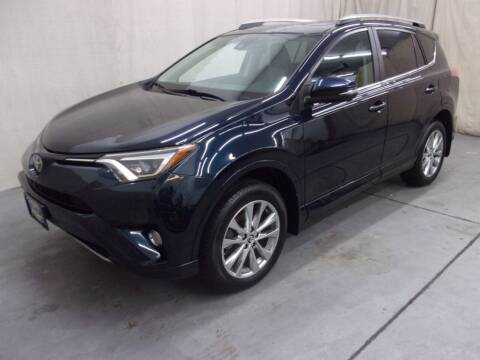2018 Toyota RAV4 for sale at Paquet Auto Sales in Madison OH