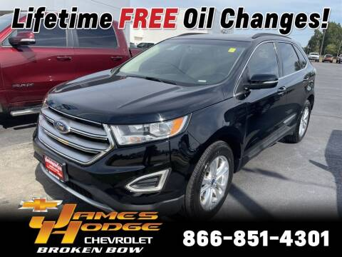 2018 Ford Edge for sale at James Hodge Chevrolet of Broken Bow in Broken Bow OK