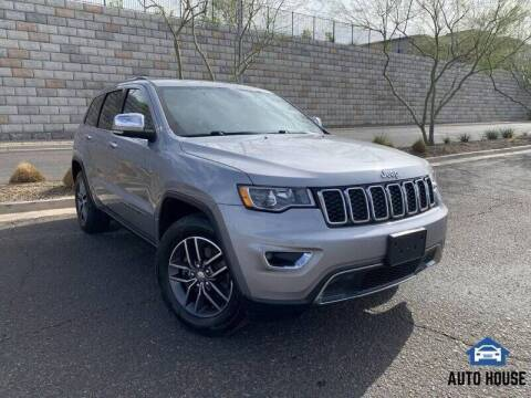 2018 Jeep Grand Cherokee for sale at MyAutoJack.com @ Auto House in Tempe AZ