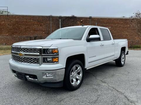 2014 Chevrolet Silverado 1500 for sale at RoadLink Auto Sales in Greensboro NC