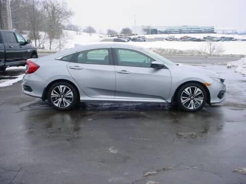 2016 Honda Civic for sale at Westview Motors in Hillsboro OH