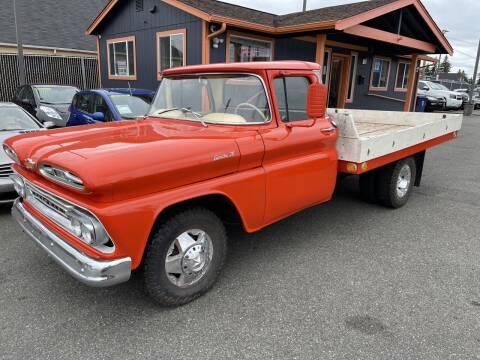 1961 Chevrolet Apache for sale at Sabeti Motors in Tacoma WA