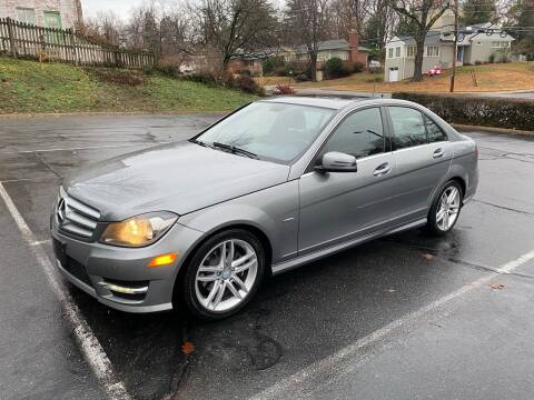 2012 Mercedes-Benz C-Class for sale at Car World Inc in Arlington VA
