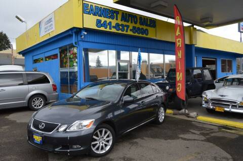 2006 Lexus GS 300 for sale at Earnest Auto Sales in Roseburg OR