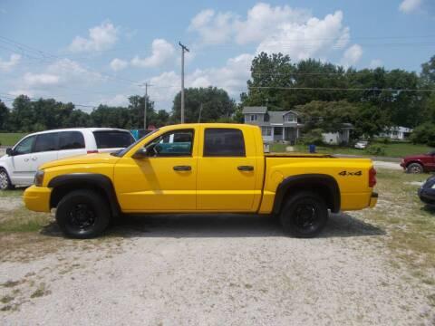 2006 Dodge Dakota for sale at Ollison Used Cars in Sedalia MO