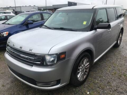 2014 Ford Flex for sale at BILLY HOWELL FORD LINCOLN in Cumming GA