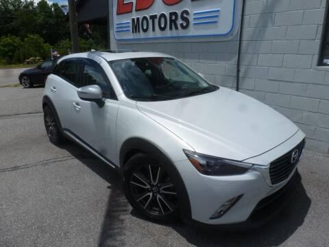 2016 Mazda CX-3 for sale at Edge Motors in Mooresville NC