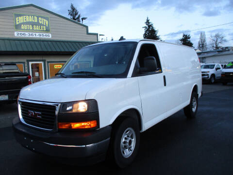 2019 GMC Savana Cargo for sale at Emerald City Auto Inc in Seattle WA