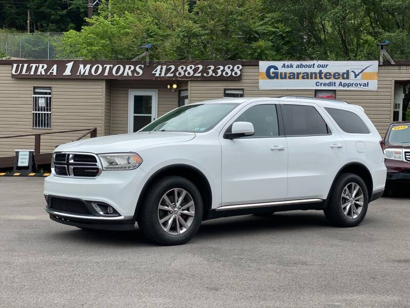 2014 Dodge Durango for sale at Ultra 1 Motors in Pittsburgh PA