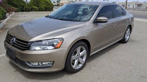 2015 Volkswagen Passat for sale at Approved Autos in Bakersfield CA