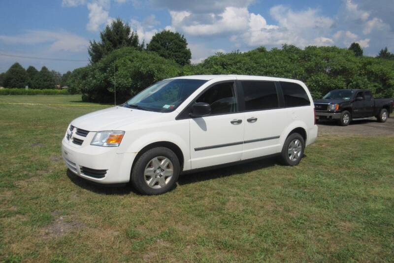 2010 Dodge Grand Caravan for sale at Clearwater Motor Car in Jamestown NY