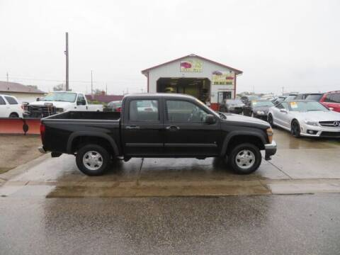 2006 Chevrolet Colorado for sale at Jefferson St Motors in Waterloo IA