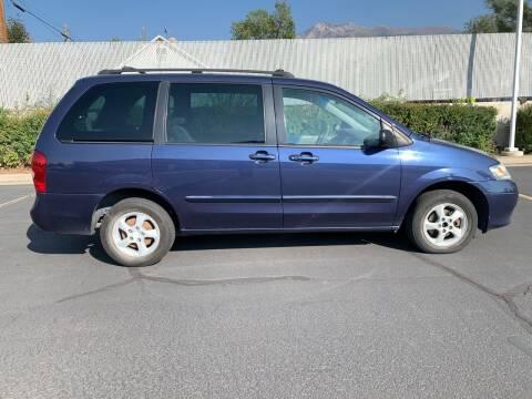 2002 Mazda MPV for sale at BITTON'S AUTO SALES in Ogden UT
