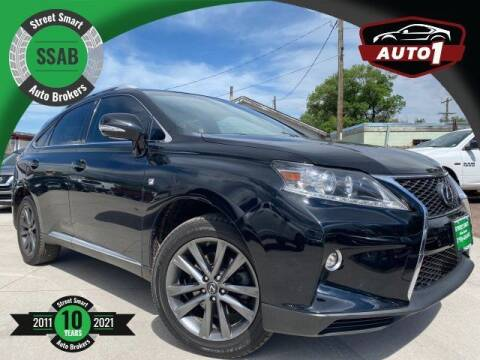 2015 Lexus RX 350 for sale at Street Smart Auto Brokers in Colorado Springs CO