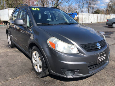 2012 Suzuki SX4 Crossover for sale at PARK AVENUE AUTOS in Collingswood NJ