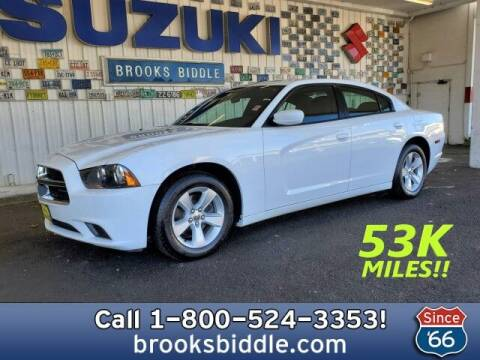 2013 Dodge Charger for sale at BROOKS BIDDLE AUTOMOTIVE in Bothell WA