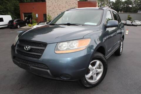2008 Hyundai Santa Fe for sale at Atlanta Unique Auto Sales in Norcross GA