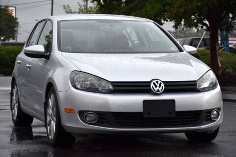 2011 Volkswagen Golf for sale at Wheel Deal Auto Sales LLC in Norfolk VA