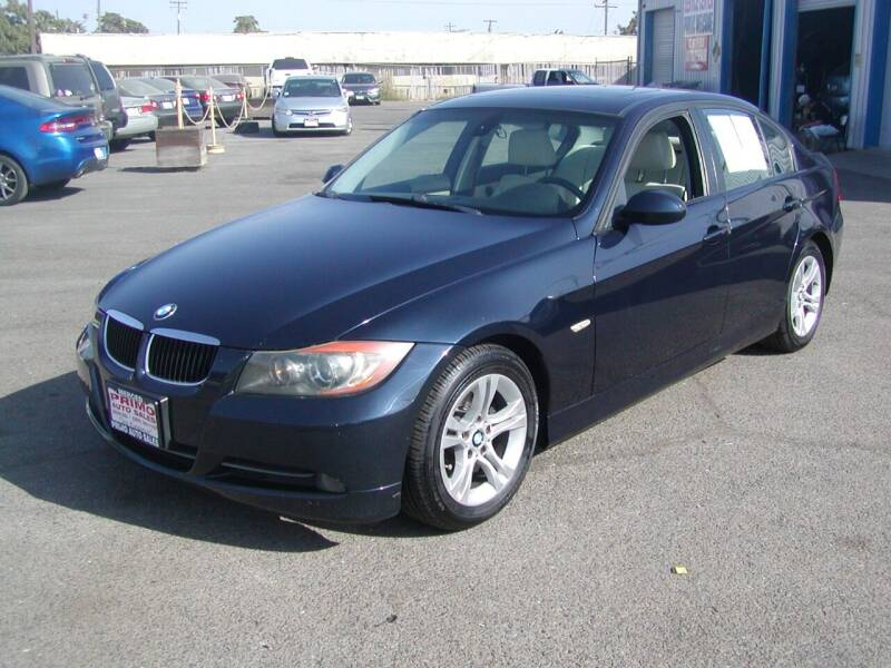 2008 BMW 3 Series for sale at Primo Auto Sales in Merced CA