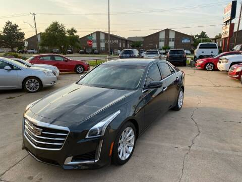 2015 Cadillac CTS for sale at Car Gallery in Oklahoma City OK