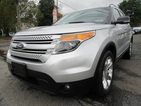 2013 Ford Explorer for sale at PRESTIGE IMPORT AUTO SALES in Morrisville PA