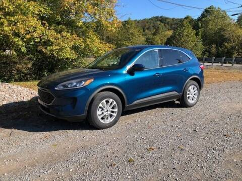 2020 Ford Escape for sale at WESTON FORD  INC in Weston WV