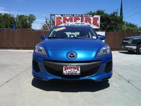 2012 Mazda MAZDA3 for sale at Empire Auto Sales in Modesto CA