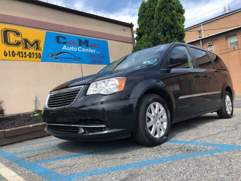 2015 Chrysler Town and Country for sale at Car Mart Auto Center II, LLC in Allentown PA