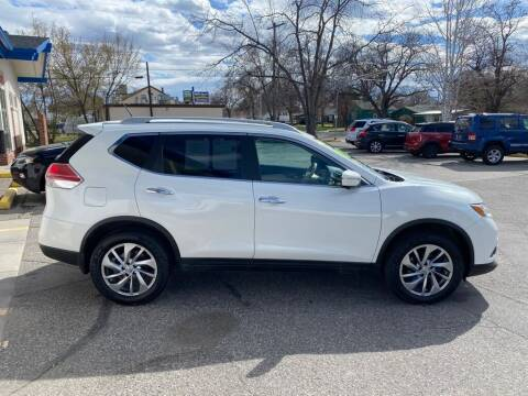 2015 Nissan Rogue for sale at Auto Outlet in Billings MT