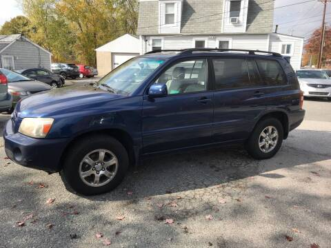 2005 Toyota Highlander for sale at Best Choice Auto Market in Swansea MA