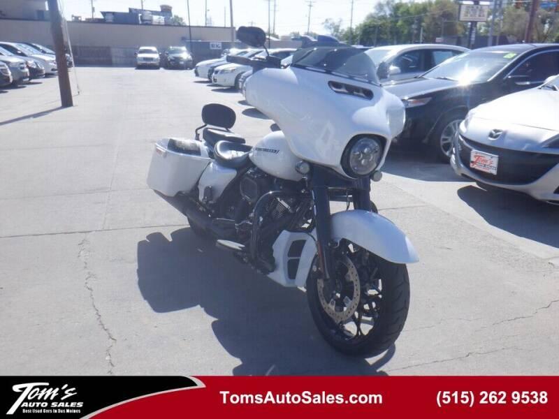 2020 Harley-Davidson Street Glide for sale in Des Moines, IA