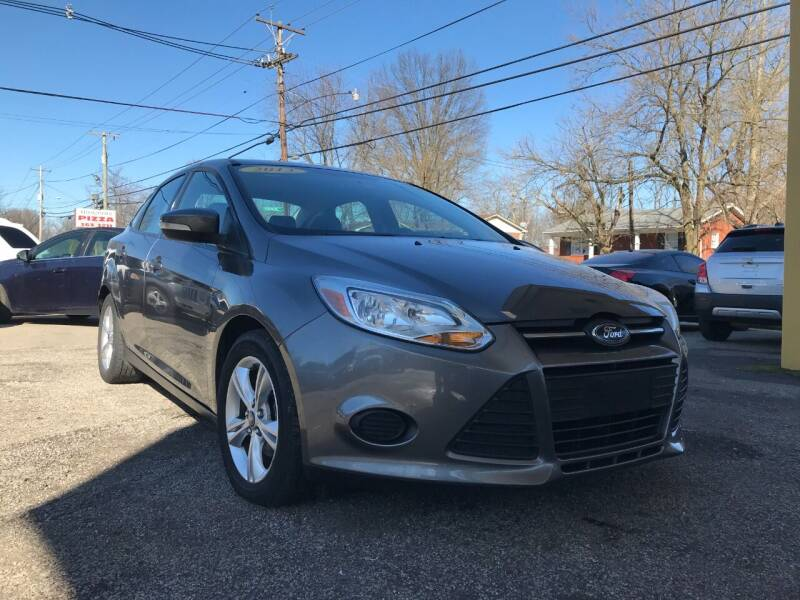 2013 Ford Focus for sale at King Louis Auto Sales in Louisville KY