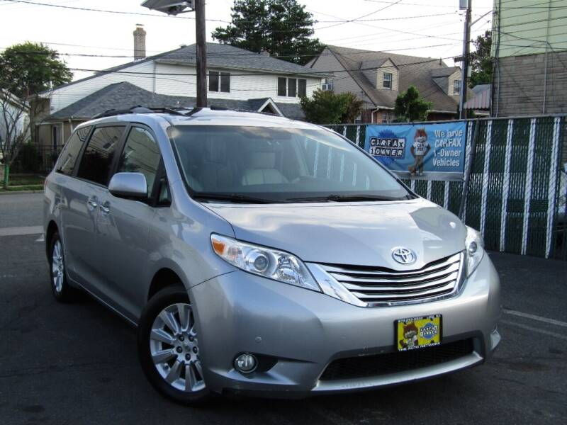 2011 Toyota Sienna for sale at The Auto Network in Lodi NJ
