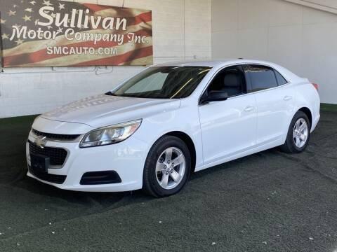 2015 Chevrolet Malibu for sale at SULLIVAN MOTOR COMPANY INC. in Mesa AZ